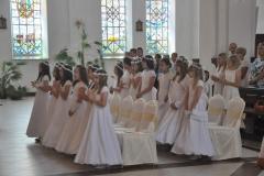 Boże Ciało 2019 i Rocznica I Komunii Świętej